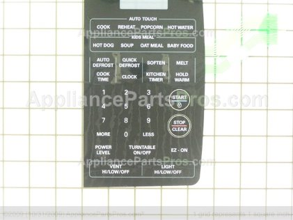 LG Membrane 350681A006A from AppliancePartsPros.com