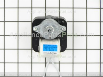 LG Motor(mech),cooling 4680JB1026H from AppliancePartsPros.com