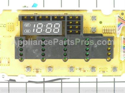 LG Pcb Assembly,display 6871ER1093C from AppliancePartsPros.com
