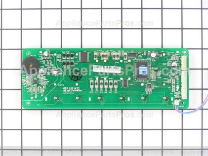 LG Pcb Assembly,display 6871JB1432A from AppliancePartsPros.com