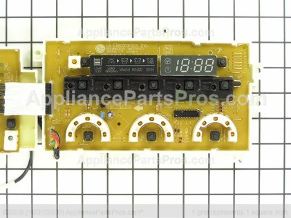 LG Pcb Assembly,display EBR36870701 from AppliancePartsPros.com