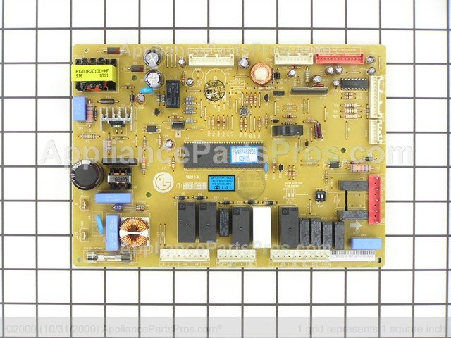 Lg 6871jb1410n Pcb Assembly Main Appliancepartspros Com