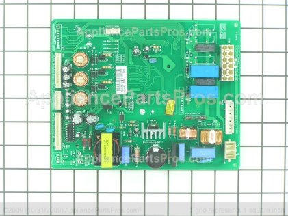 LG Power Control Board Assembly EBR41956418 from AppliancePartsPros.com