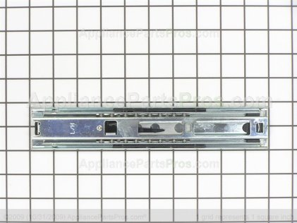 LG Rail,slide 5218JA2004B from AppliancePartsPros.com