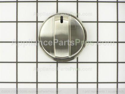 LG Top Burner Control Knob EBZ37189611 from AppliancePartsPros.com