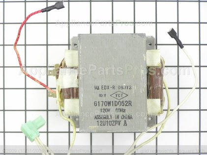 LG Transformer,high Volt 6170W1D052U from AppliancePartsPros.com