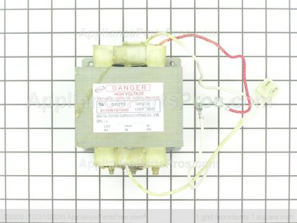 LG Transformer,high Voltage 6170W1D100G from AppliancePartsPros.com