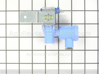 LG Valve Assembly,water AJU33843201 from AppliancePartsPros.com