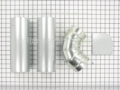 LG Venting Kit 3911EZ9131X from AppliancePartsPros.com