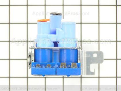 LG Water Inlet Valve Assembly 5221JA2006D from AppliancePartsPros.com