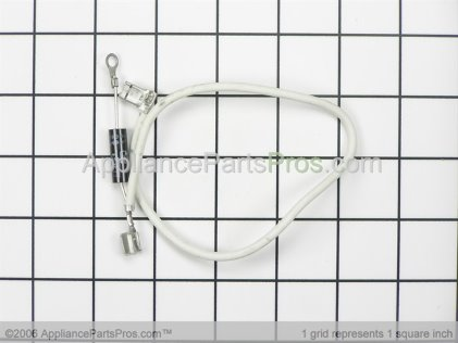 Maytag Wire, Lead (w/diode) 58001064 from AppliancePartsPros.com