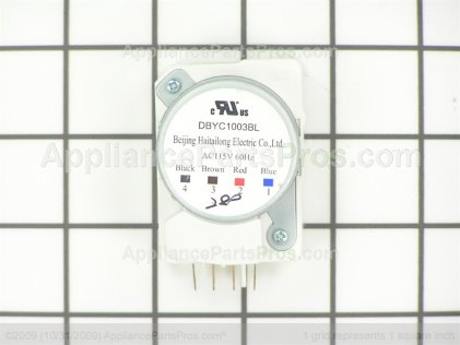 Mcf Defrost Timer 502414000009 from AppliancePartsPros.com