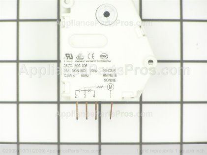 Mcf Defrost Timer CF2003-56 from AppliancePartsPros.com
