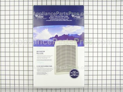 Msb Air Filter 8171434K from AppliancePartsPros.com