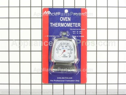 Pro Oven Thermometer TJMA-OVN1 from AppliancePartsPros.com