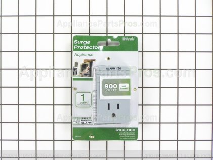 Pro Surge Protector TJ041000 from AppliancePartsPros.com