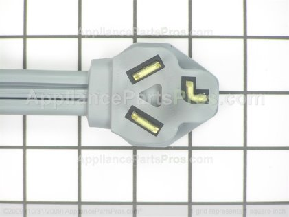 Pro Universal Electric Dryer Power Cord TJ5654 from AppliancePartsPros.com