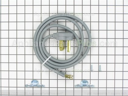Pro Universal Electric Dryer Power Cord TJ5655 from AppliancePartsPros.com