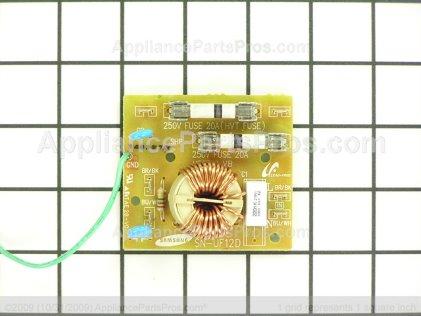 Samsung Assy Noise Filter;sn- DE96-00400D from AppliancePartsPros.com