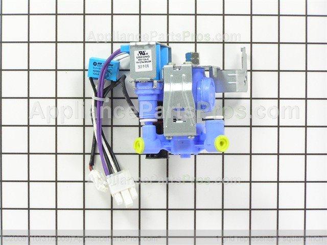 Samsung DA97-07827B Assy Valve Water - AppliancePartsPros.com