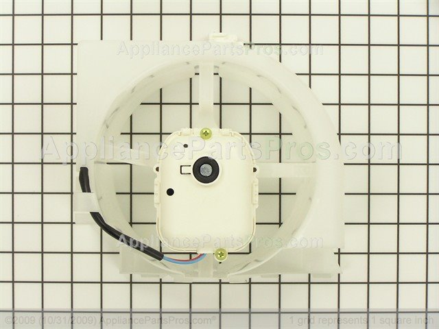 Samsung da97 01949a condenser fan motor for Samsung refrigerator condenser fan motor
