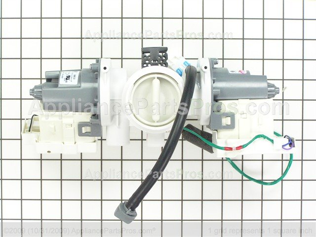 Samsung dc97 15974c drain pump for Samsung front load washer motor
