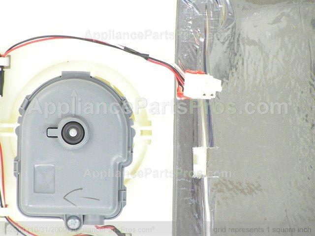 Samsung da97 00466v evaporator fan cover assembly for How to test refrigerator evaporator fan motor