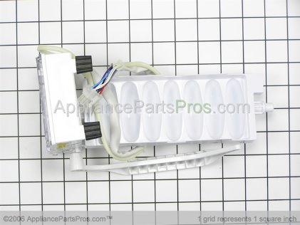 Samsung Icemaker Assembly DA97-00258C from AppliancePartsPros.com