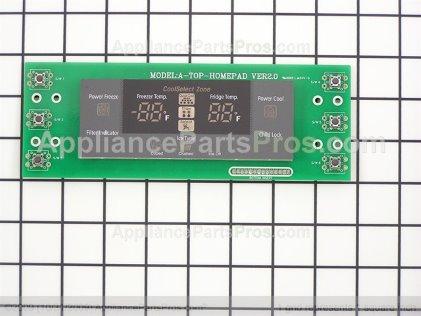 Samsung Dispenser Control Board DA41-00204C from AppliancePartsPros.com