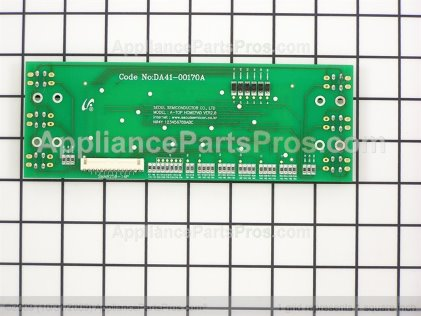 Samsung Dispenser Control Board DA41-00204C from AppliancePartsPros.com