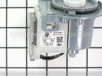 Drain Pump: Replace Drain Pump Samsung Washer