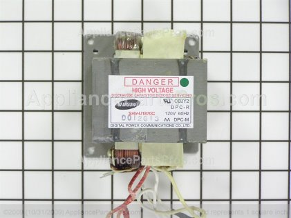 Samsung Trans DE26-00126A from AppliancePartsPros.com
