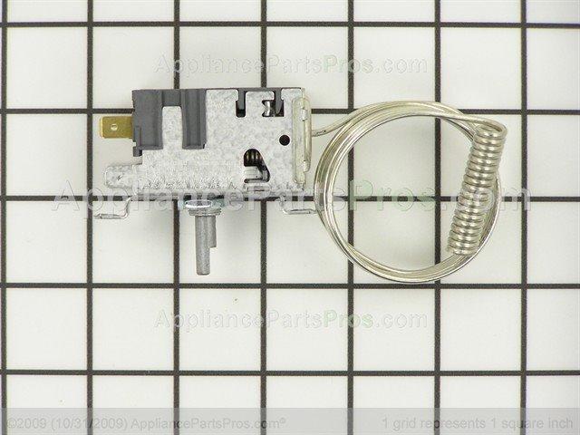 U Line 2767 1 Control W Out Knob Appliancepartspros Com