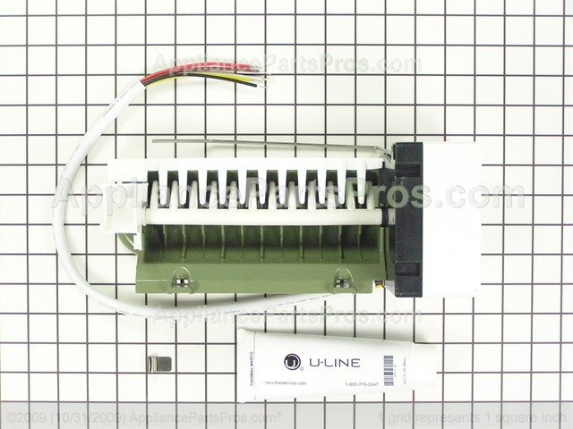 U Line 80 54566 00 Ice Maker Appliancepartspros Com