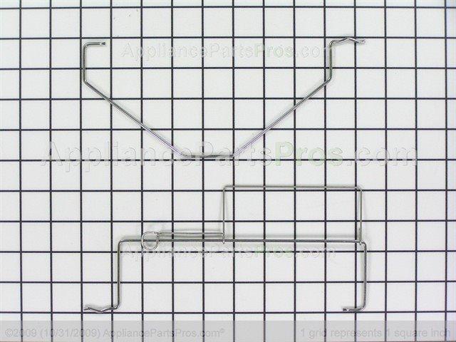 Viking 002251 000 Icemaker Bail Arm Access