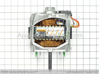 Whirlpool 2 Speed Mtr & Jumper 12002353 from AppliancePartsPros.com