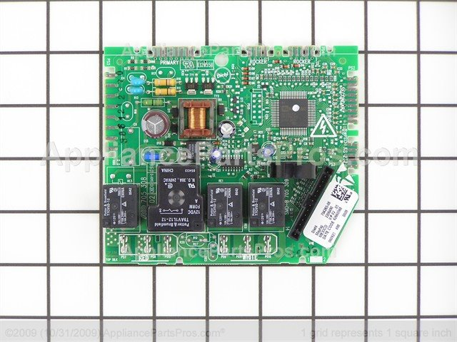 Whirlpool Wp21002238 Washer Control Board