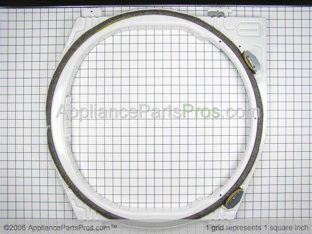 Whirlpool Wp503616wp Assy Front Bulkhead White