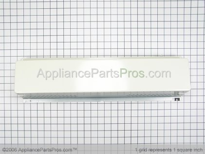 Whirlpool Access Panel & Clip Assembly (biscuit) 9743896 from AppliancePartsPros.com