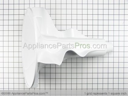 "Whirlpool Agitator 15 3/4""WHITE 363633 from AppliancePartsPros.com"