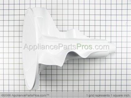 "Whirlpool Agitator 15 3/4""WHITE 363633 from AppliancePartsPros.com"