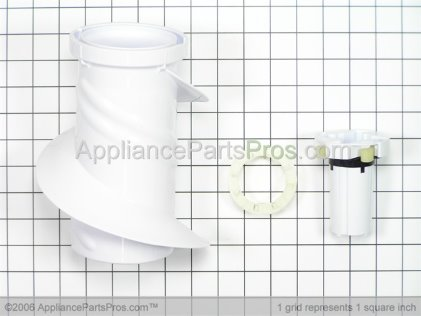 Whirlpool Agitator 285727 from AppliancePartsPros.com