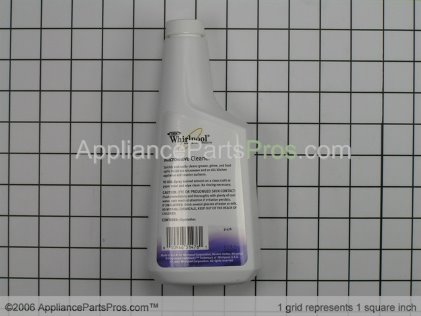 Whirlpool All Purpose Appliance Cleaner 31682 from AppliancePartsPros.com