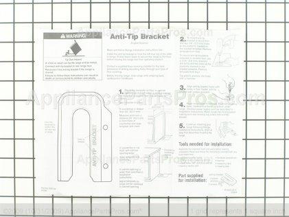 Whirlpool Anchor-Tip 9757976 from AppliancePartsPros.com