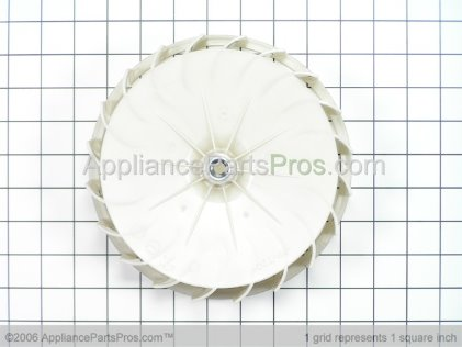 Whirlpool Dryer Blower Wheel 56000 from AppliancePartsPros.com