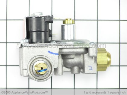 Whirlpool Assembly, Gas Valve Y504091 from AppliancePartsPros.com