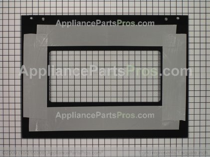 Whirlpool Assy, Door Glass (black) 8303330 from AppliancePartsPros.com