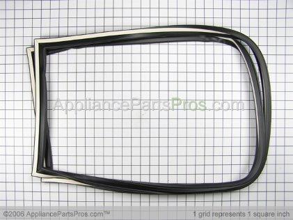 Whirlpool Assy, Freezer Door Gasket (black) R0000203 from AppliancePartsPros.com