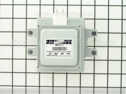 Whirlpool Assy-Magnetron W10126785 from AppliancePartsPros.com