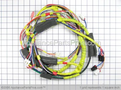 Whirlpool Assy-Wire Harness 34001319 from AppliancePartsPros.com
